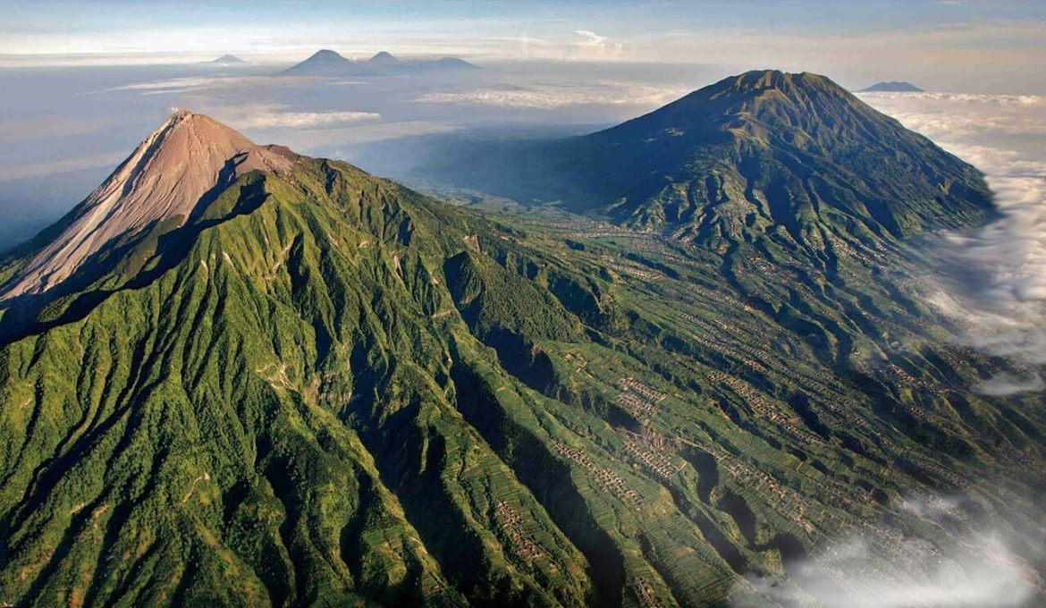 Indonesia Mountain