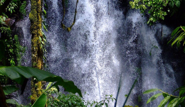 Philippines waterfall