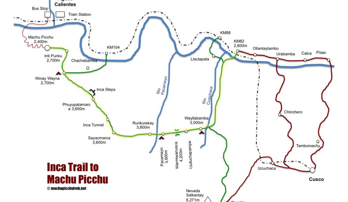 classic-inca-trail-to-machu-picchu-map