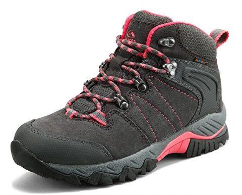 Clorts Women's Hiker Leather GTX Waterproof Hiking Boot