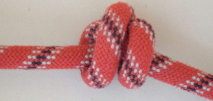 Double Overhand Knot