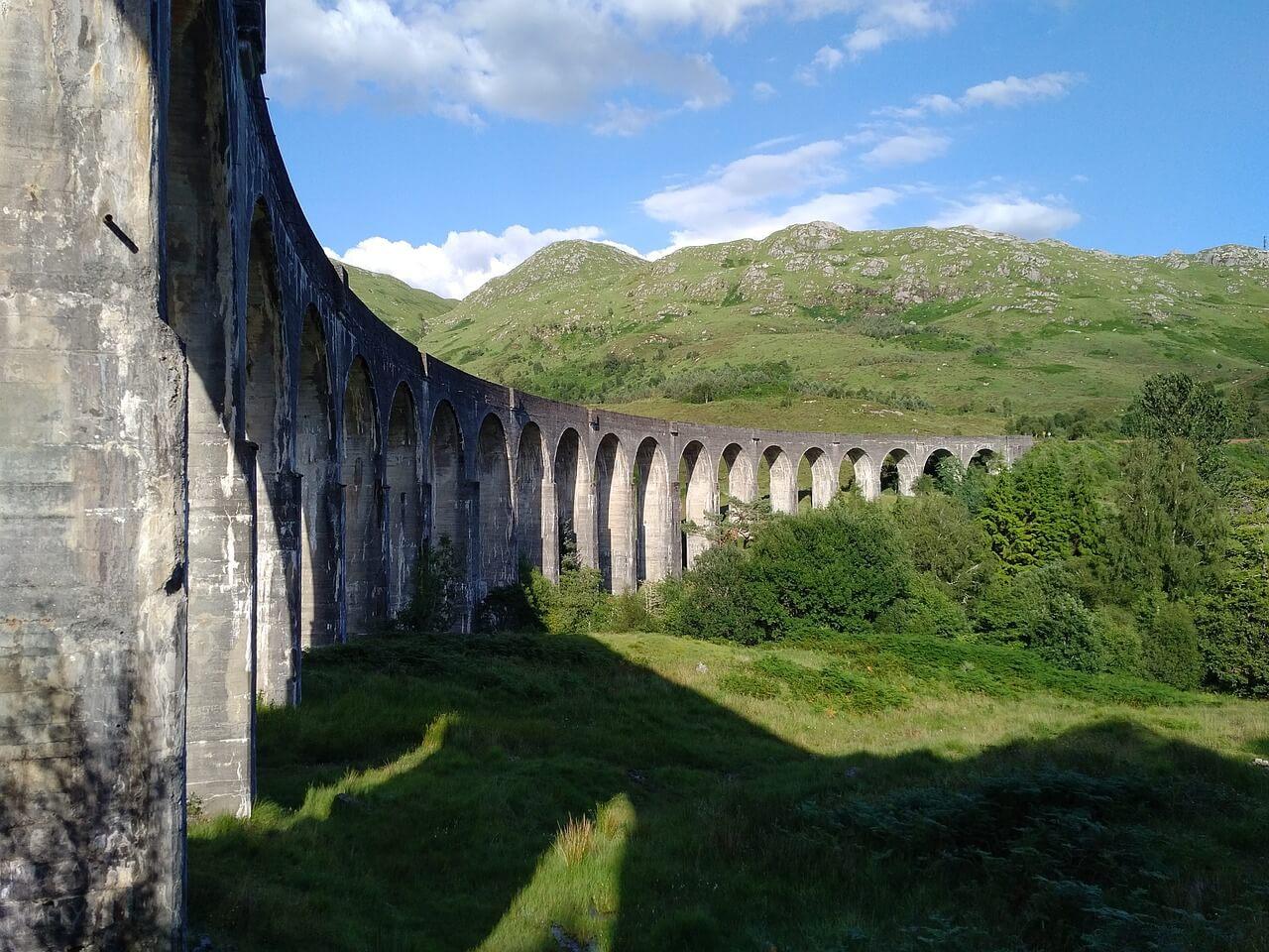 Glenfinnan bridge