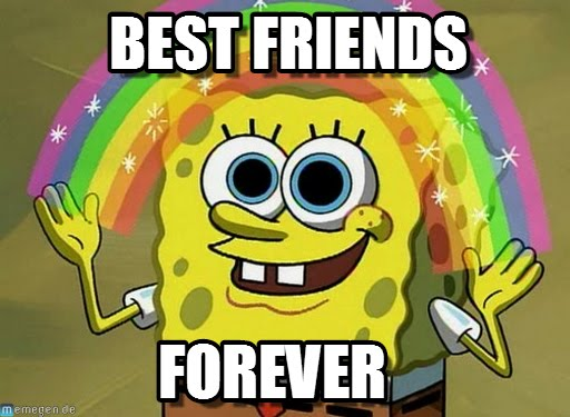 Best friends meme