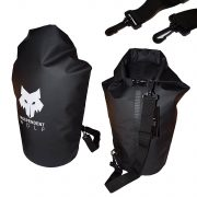 Independent Wolf Dry Bag Black