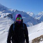 Kaspars Misins in Nepal