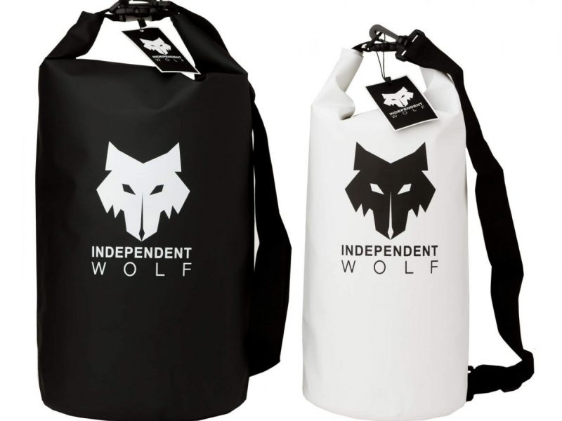 independent wolf dry bags
