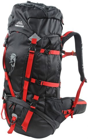 Multi-day Pack for Hiking