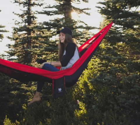Independent Wolf Camping Hammock
