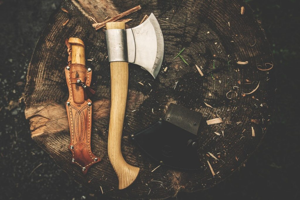 backpacking axe
