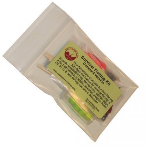 Best Glide ASE Survival Fishing Kit - Compact Version