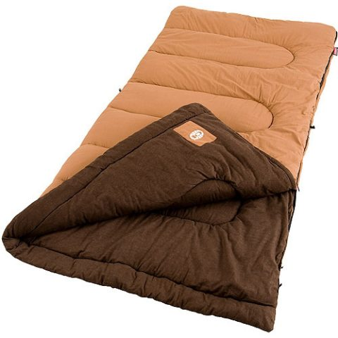 Coleman Dunnock Big and Tall Cold Weather Sleeping Bag