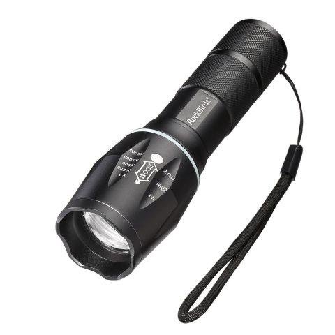Rockbirds LED Flashlight