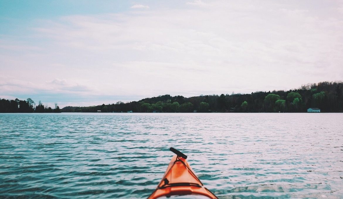 kayaking in lake & Best Tent for Kayak Camping with TOP 8 Reviews - A Beginners Guide