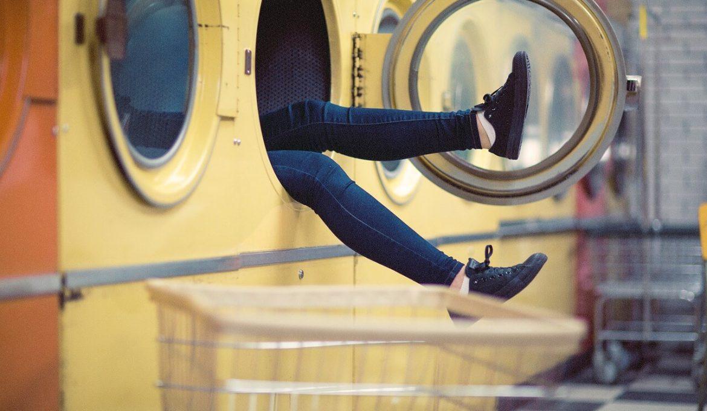 indoors laundry