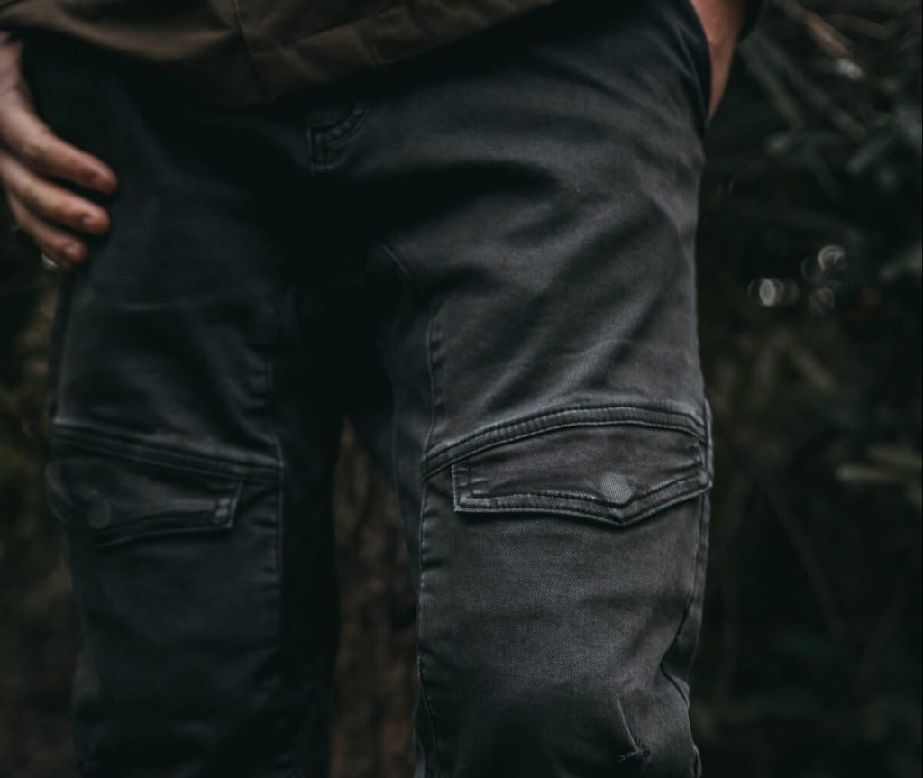 mans hiking pants
